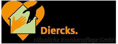 Diercks Häusliche Krankenpflege Logo