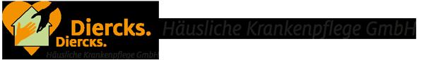Diercks Häusliche Krankenpflege Sticky Logo